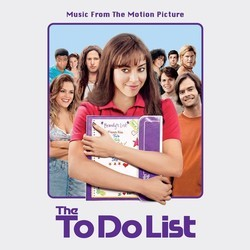 The To Do List Soundtrack (Various Artists) - CD cover