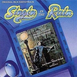Singin' in the Rain サウンドトラック (Nacio Herb Brown, Original Cast, Arthur Freed) - CDカバー