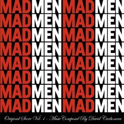 Mad Men Soundtrack (David Carbonara) - Carátula