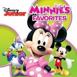 Minnie's Favorites Songs from 'Mickey Mouse Clubhouse' Soundtrack (Various Artists) - CD cover