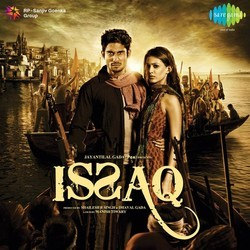 Issaq Soundtrack (Sachin Gupta,  Jigar,  Krsna,  Sachin) - CD cover