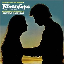 Timanfaya Soundtrack (Stelvio Cipriani) - CD cover