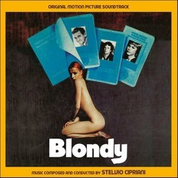 Blondy Soundtrack (Stelvio Cipriani) - CD cover
