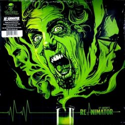 Re-Animator Soundtrack (Richard Band) - cd-inlay