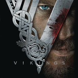 The Vikings Soundtrack (Trevor Morris) - CD cover
