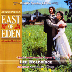 East of Eden Soundtrack (Lee Holdridge) - CD cover