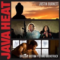 Java Heat Soundtrack (Justin Burnett) - CD cover