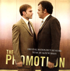 The Promotion Soundtrack (Alex Wurman) - CD-Cover
