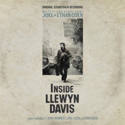 Inside Llewyn Davis Soundtrack (Various Artists) - CD cover