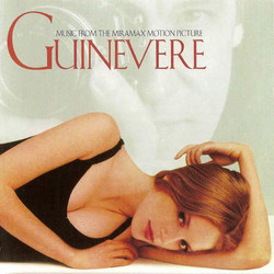 Guinevere Soundtrack (Christophe Beck) - CD cover