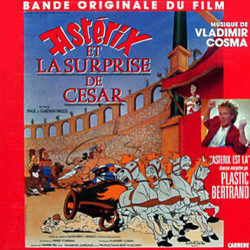Astérix et la Surprise de César Soundtrack (Vladimir Cosma) - CD cover