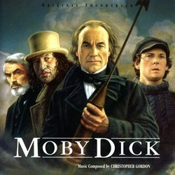 Moby Dick Soundtrack (Christopher Gordon) - CD cover