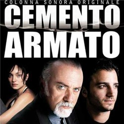 Cemento armato Soundtrack (Paolo Buonvino) - CD cover