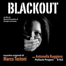 BlackOut Soundtrack (Marco Testoni) - CD cover