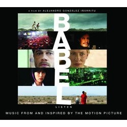 Babel Soundtrack (Various Artists, Gustavo Santaolalla) - CD-Cover