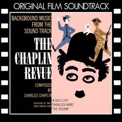 The Chaplin Revue Soundtrack (Charlie Chaplin) - CD cover