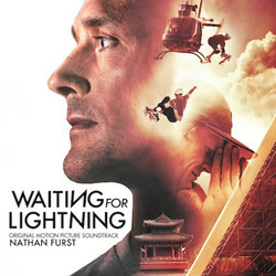 Waiting for Lightning Soundtrack (Nathan Furst) - CD cover