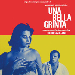 Una Bella Grinta Soundtrack  (Piero Umiliani) - CD cover