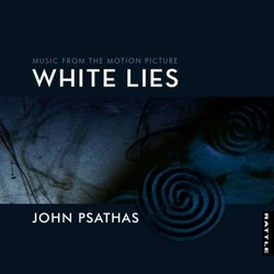 White Lies Soundtrack (John Psathas) - CD cover