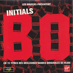 Les Innrocks présentent Initials B.O. Soundtrack (Various Artists) - CD cover