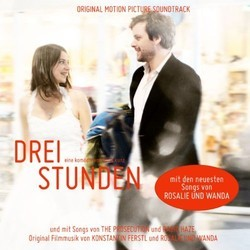 Drei Stunden Soundtrack (Various Artists) - CD cover