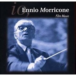 Io, Ennio Morricone Soundtrack (Ennio Morricone) - CD cover