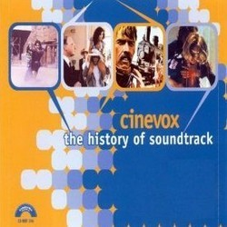 Cinevox: The History of Soundtrack Trilha sonora (Various Artists) - capa de CD