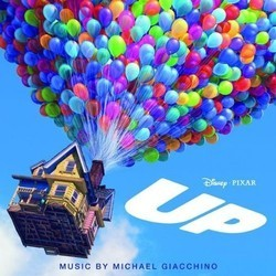 Up Soundtrack (Michael Giacchino) - Car�tula