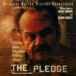 The Pledge Soundtrack (Klaus Badelt, Hans Zimmer) - CD cover