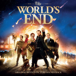 The World's End Soundtrack (Various Artists) - CD cover