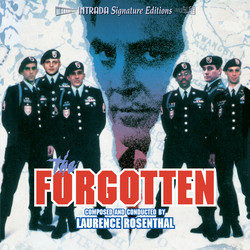 The Forgotten Soundtrack (Laurence Rosenthal) - CD cover