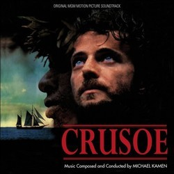 Crusoe Soundtrack (Michael Kamen) - CD cover