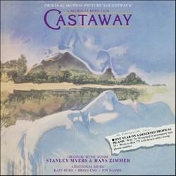 Mona Lisa / Castaway Soundtrack (Michael Kamen, Stanley Myers, Hans Zimmer) - CD cover