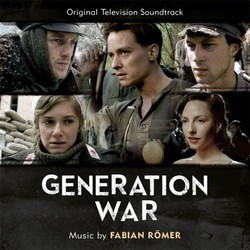Generation War Soundtrack (Fabian R�mer) - CD cover
