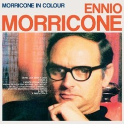Morricone in Colour Soundtrack (Ennio Morricone) - CD cover