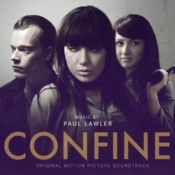 Confine Soundtrack (Paul Lawler) - CD cover