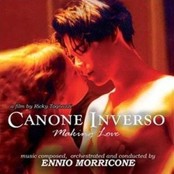 Canone Inverso Soundtrack  (Ennio Morricone) - CD cover
