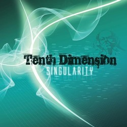 Singularity Soundtrack (Tenth Dimension) - CD cover