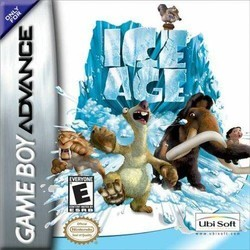 Ice Age GBA Soundtrack (David Newman) - CD cover