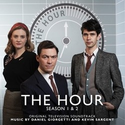 The Hour Soundtrack  (Daniel Giorgetti, Kevin Sargent) - CD cover