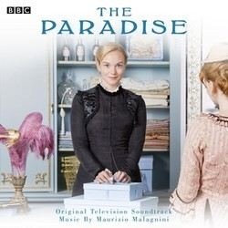 The Paradise Soundtrack  (Maurizio Malagnini) - CD cover