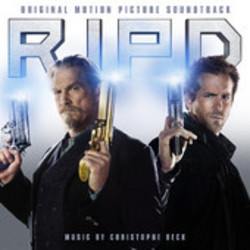 R.I.P.D. Soundtrack  (Christophe Beck) - CD cover
