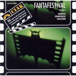 Fantafestival volume 4 Bande Originale (Various Artists) - Pochettes de CD