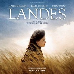 Landes Soundtrack (Frank Lebon) - CD cover