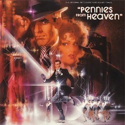 Pennies from Heaven Soundtrack (Various Artists, Marvin Hamlisch, Billy May) - CD cover