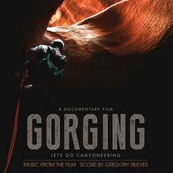 Gorging Soundtrack (Gregory Reeves) - CD cover