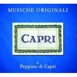 Capri Soundtrack  (Peppino di Capri) - CD cover