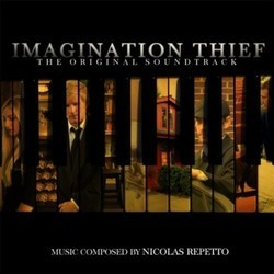 Imagination Thief Soundtrack (Nicolas Repetto) - CD cover
