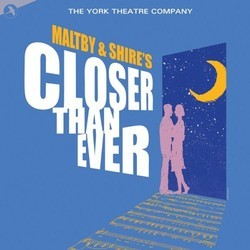 Closer Than Ever Soundtrack (Richard Maltby,Jr., David Shire) - CD cover