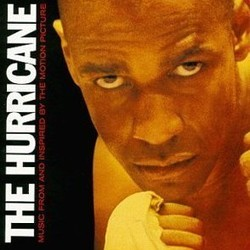 The Hurricane Soundtrack (Various Artists, Christopher Young) - CD-Cover